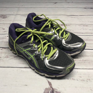 ASICS RUNNING TRAINING SHOES, pre-owned